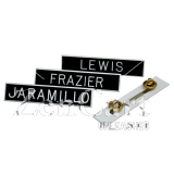 USMC Engraved Name Tag / Name Badges