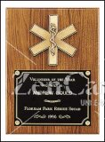 9 X 12 Emergency Medical Award