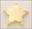 "4"" x 4"" Star paperweight"