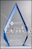 OCTA6750 - Large Blue Accented Flame Series Award